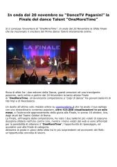 DanceTVPaganini20NovembreFinaleDanceTalentOneMoreTime.pdf