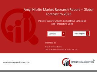 Amyl Nitrite Market PDF.pdf