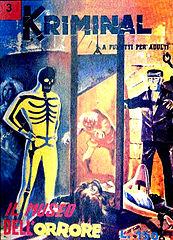 (Ebook ITA Fumetti) Kriminal 003 Il Museo Dell'orrore.cbr