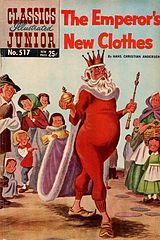 Classics Illustrated Junior #517 Emperor's New Clothes.cbr