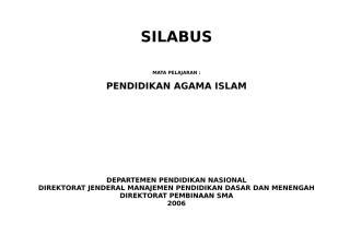 Silabus PAI-SMA-Syamsuri-KTSP.doc