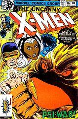 the uncanny x-men #117 (jan. 1979) - guerra psíquica!.cbr