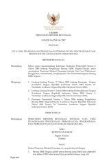 PMK No.96 Tahun 2007 Tentang Tata Cara Pelaksanaan Penggunaan, Pemanfaatan, Penghapusan dan Pemindahtanganan BMN.pdf
