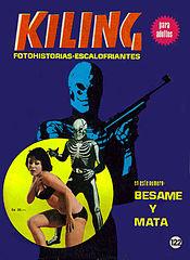 Killing 122 Besame Y Mata (Reedicion 018) (Version Argentina).cbr