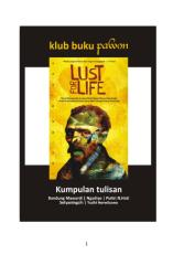 Klub Buku Pawon Lust for Life - Irving Stone.pdf