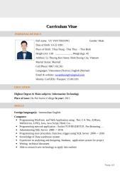 CV - Vu Van Thuong.doc