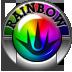 Rainbow Go Launcher theme.apk