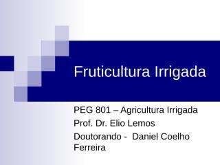 fruticultura irrigada.ppt