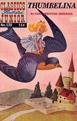 Classics Illustrated Junior #520 Thumbelina.cbr