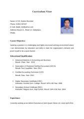 CV of Kysher Morshed.docx