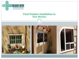 Vinyl Window Installation- Glass-Rite.pdf