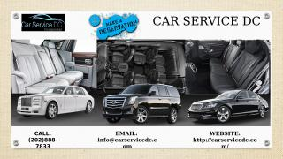 DC Airport Transfer Service.pptx