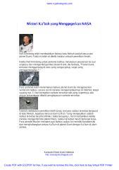 Misteri Kabah yang Menggegerkan NASA..pdf