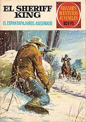 el sheriff king - grandes aventuras juveniles - 40 - el espantapajaros asesinado by a fiodorva.cbr