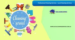 Professional Cleaning Services - Local Cleaning Services.pdf