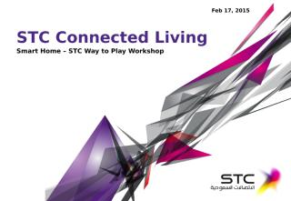 STC_Strategy&_Smart Home Workshop_17th Feb_20150217.pptx