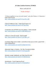 36 Vídeos Católicos Recentes.pdf