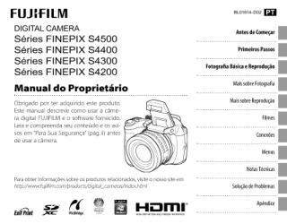 manual fuji s4200 s4300 s4400 s4500 portugues.pdf
