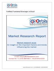 Fortified Functional Beverages Market in Brazil.pdf
