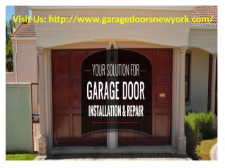 Garage Door Repair Newyork.pptx