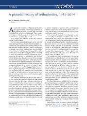 A-pictorial-history-of-orthodontics-1915-2014_2015_American-Journal-of-Orthodontics-and-Dentofacial-Orthopedics.pdf