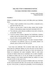 Uma Janela Para o Evangelho de Mateus [Encontro 1].pdf