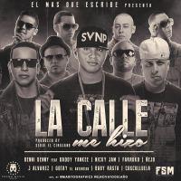 Benny Benni Ft. Daddy Yankee, Nicky Jam, Farruko, Ñejo, J Alvarez, Gotay, Baby Rasta, Cosculluela - La Calle Me Hizo.mp3