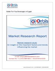 Better For You Beverages  Industry in Egypt.pdf