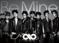Infinite - Be Mine (Japanese ver.)