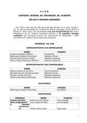 ATA DA 5ª REUNIÃO DA CIPA.doc