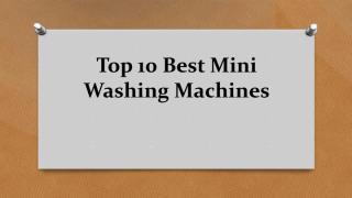 Top 10 Best Mini Washing Machines.pdf
