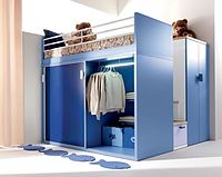 Small Floorspace Kids Rooms - Small Bedroom For Kid