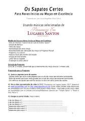 os sapatos certos - novos inícios 2013.pdf